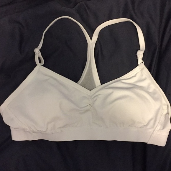 9053aa605ca aerie Other - Aerie white racerback bralette size M